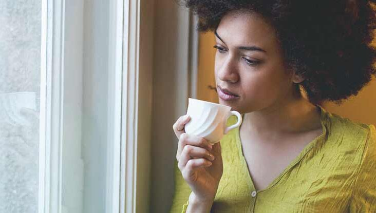 Are coffee and depression interlinked?