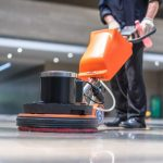 Why do companies choose to rent cleaning equipment